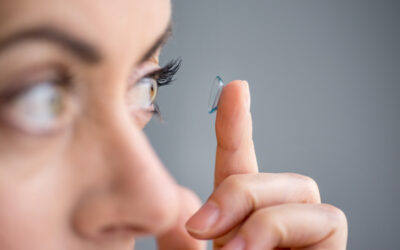 Smart Contacts Can Monitor Ocular Diseases